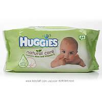 Детские влажные салфетки Huggies