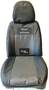 Автомобільні чохли на сидіння Чері Амулет 2003-2012 Chery Amulet 2003-2012 Prestige модельний комплект