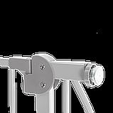 Защитный бортик Lionelo TRUUS SLIM LED GREY, фото 2