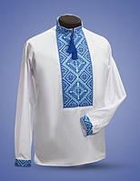 Рубашка с национальным орнаментом для мужчин