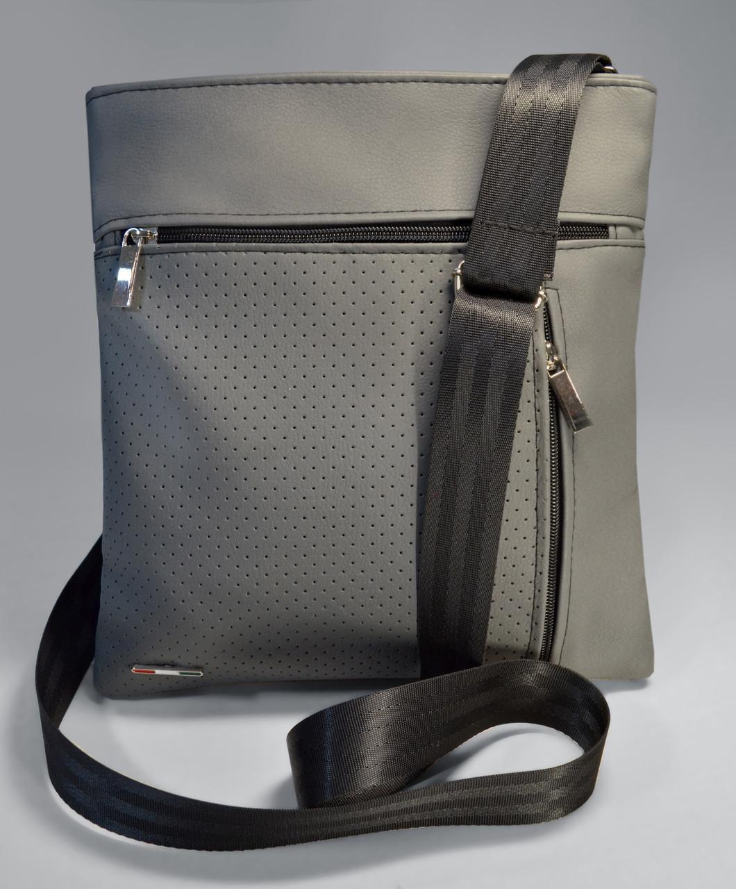 "Мужская сумка-планшет ""Leon""  11"