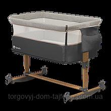 Ліжко дитяче 3 в 1 Lionelo LEONIE GREY STONE
