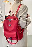 Рюкзак-сумка жіночий нейлон XSJ, фото 7