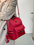Рюкзак-сумка жіночий нейлон XSJ, фото 10