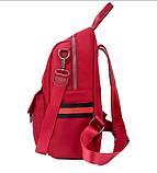 Рюкзак-сумка жіночий нейлон XSJ, фото 5