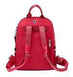Рюкзак-сумка жіночий нейлон XSJ, фото 8