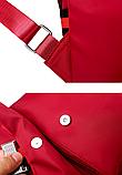 Рюкзак-сумка жіночий нейлон XSJ, фото 9