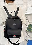 Рюкзак-сумка жіночий нейлон XSJ, фото 6