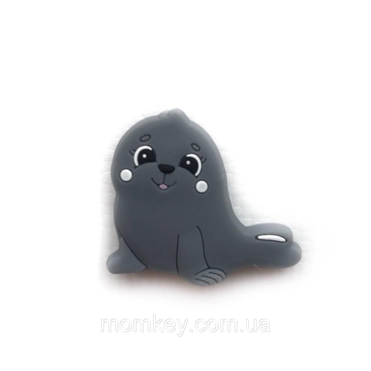 Міні тюлень (сірий)