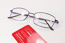 Невеликі окуляри для зору на доросле обличчя. Корейські лінзи з антибликом. РМЦ 56-64 мм., фото 3