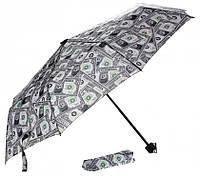 Зонт складной Доллар, фото 1