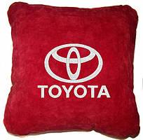 """Автомобільна подушка """"TOYOTA"""""""