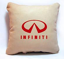 """Автомобільна подушка """"Infiniti"""""""