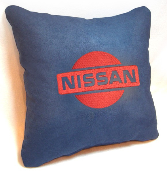 """Автомобильная подушка """"Nissan"""""""