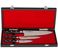 Набір японських кухонних ножів Samura PRO-S Оригінал, фото 1