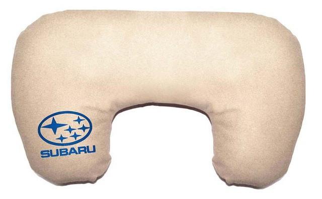 "Подушка рогалик ""Subaru"""