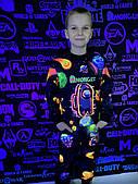 Дитячий світиться костюм унісекс AMONG AS ( Амонг Ас) Планети +маска в подарунок