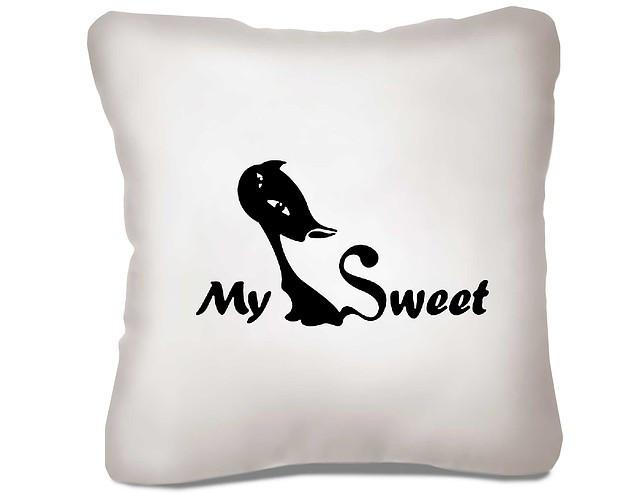 """Сувенирная подушка """"My sweet"""""""
