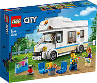 Lego City Отпуск в доме на колесах Лего Сити 60283
