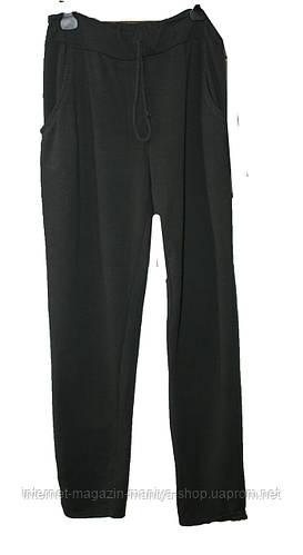 Женские штаны полубатал