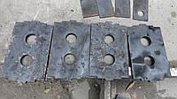 Молотки к дробилке А1-ДМ2Р-160