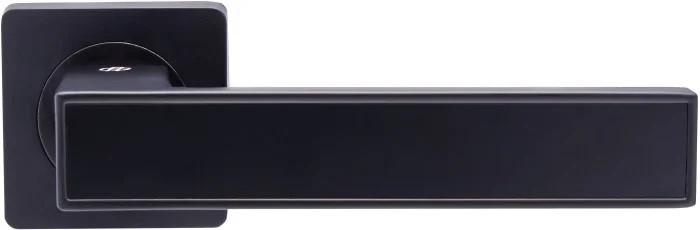 Ручка дверная Gavroche MAGNIUM Mg BLACK/BLACK черный/черный