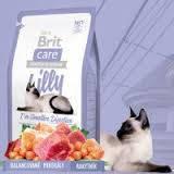 Brit Care Cat Lilly I have Sensitive Digestion 2 кг-для кошек с чувствительным пищеварением.