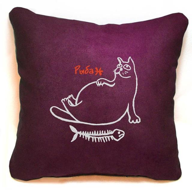 "Подарочная подушка ""Рыбы"""