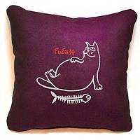 """Подарочная подушка """"Рыбы"""", фото 1"""