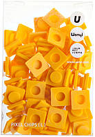 Пиксели Upixel Big- Бананово-желтый
