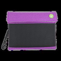Клатч для планшета Upixel-Пурпурно-черный