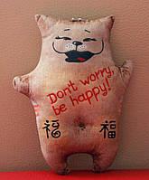 """Кофейный позитив """"Счастливый кот Манэки-нэко"""" (с запахом кофе, корицы и ванили)"""