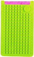 Чехол-вкладыш Upixel Small-Фуксия-зеленый