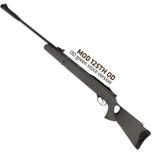 Пневматическая винтовка Hatsan 125 TH OD SAS, Quattro trigger