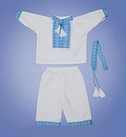 Привлекательный костюм для крещения