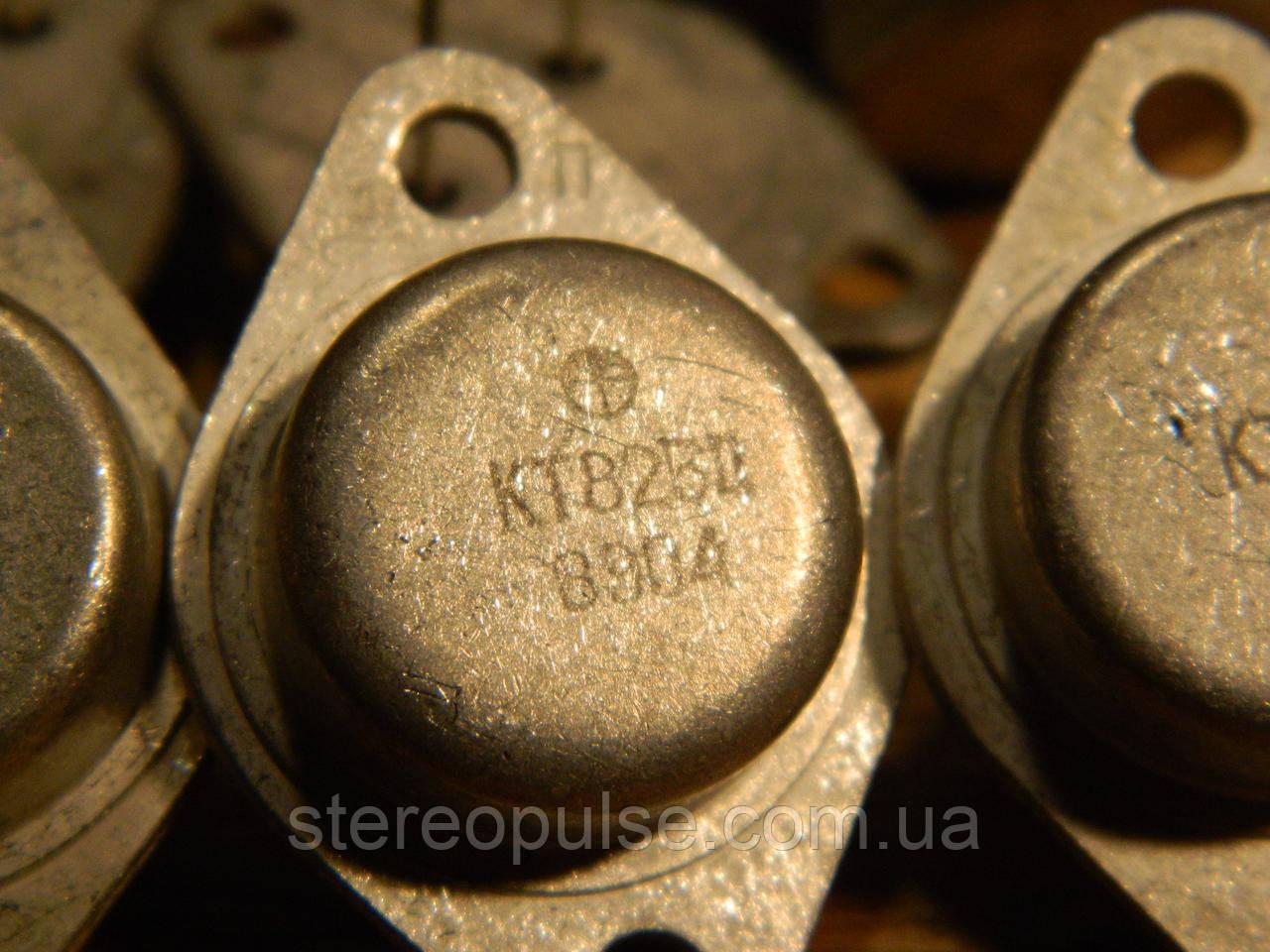 Транзистор КТ825Д pnp 20A 45В