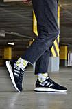 "Мужские кроссовки Adidas ZX 500 RM ""Black Camo"", фото 7"