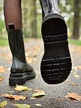 Женские кожаные ботинки Bottega Veneta, фото 7