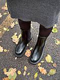 Женские кожаные ботинки Bottega Veneta, фото 10