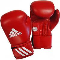 Боксерские перчатки Adidas WAKO (красный, ADIWAKOG2_BR)