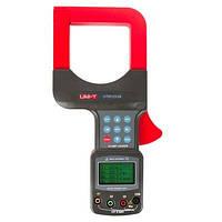 Токоизмерительные клещи UNI-T UTM 1253B (UT253B), для измерения токов утечки, AC, диаметр 80 мм