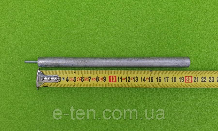 Анод магнієвий KAWAI Ø14мм / L=200мм / різьблення M4*20мм - для бойлерів Thermex, Garanterm, ATT, Electrolux