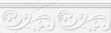 Фриз настенный Абсолют модерн белый 90х300