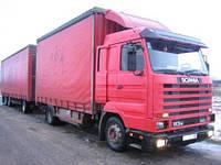 Транспортные услуги автопоездов по Винницкой области