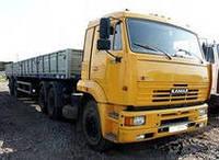 Грузовые перевозки длинномерами по Винницкой области