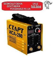 Сварочный инвертор Старт ИСА-280