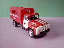 Іграшка пожежний ЗІЛ Автопарк