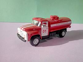 Іграшка пожежний ЗІЛ автоцистерна Автопарк