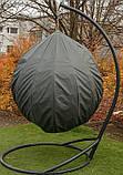 Підвісне крісло кокон Крісті, фото 4