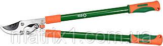 Гілкоріз, 750 мм, важільний механізм (max рез 45 мм) FLO (Польща)